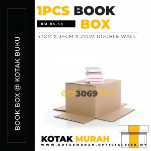 Kotak Buku @ Book Carton