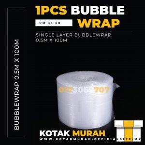 Bubblewrap SL 0.5m x 100m