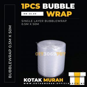 Bubblewrap SL 0.5m x 50m