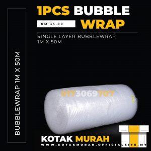 Bubblewrap SL 1m x 50m