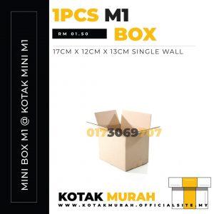 Mini Box @ Kotak Mini @ M1