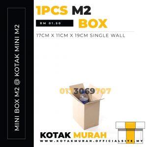 Mini Box @ Kotak Mini @ M2