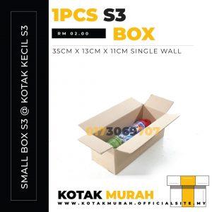 Small Box @ Kotak Kecil @ S3